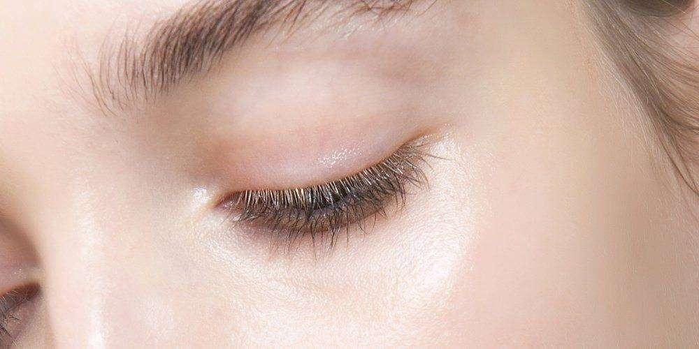 contour yeux