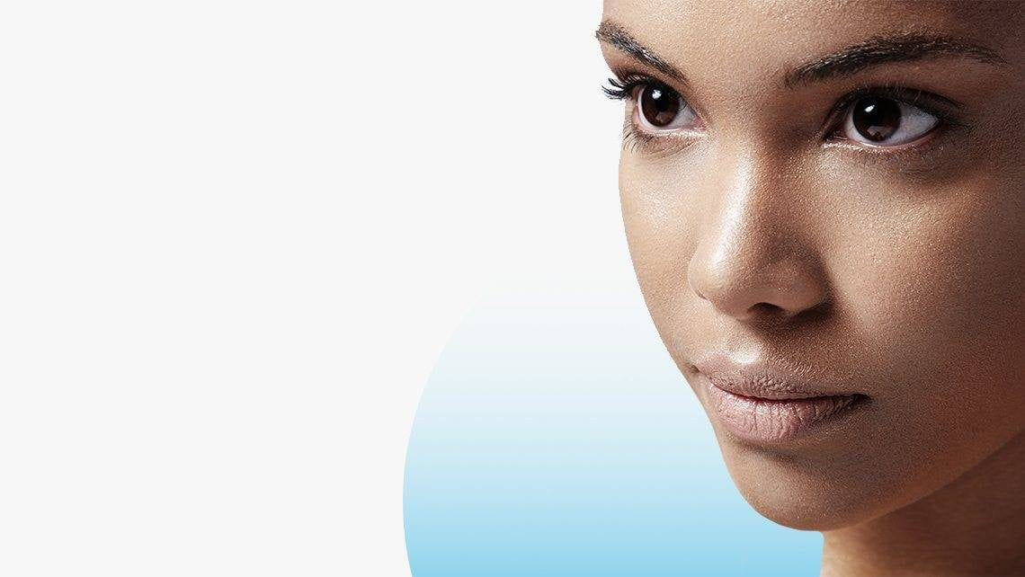 Les pores dilatés