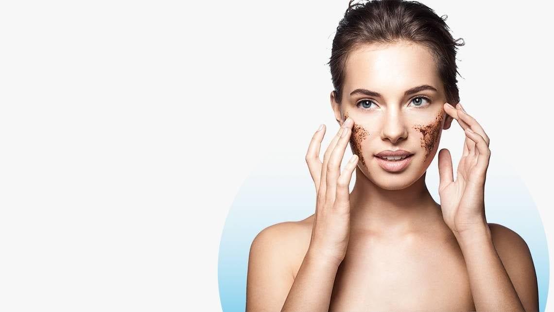 Peelings du visage : améliorer l'éclat et traiter les imperfections de la peau